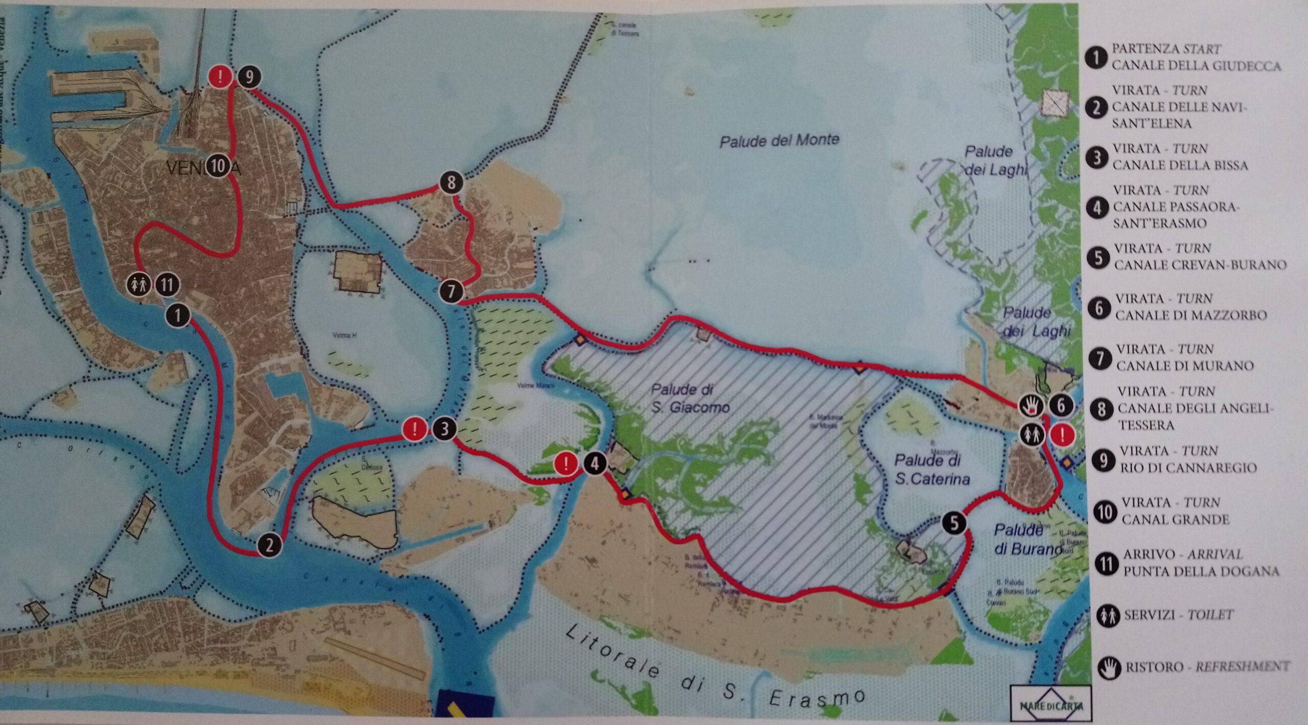 Reisebericht Vogalonga